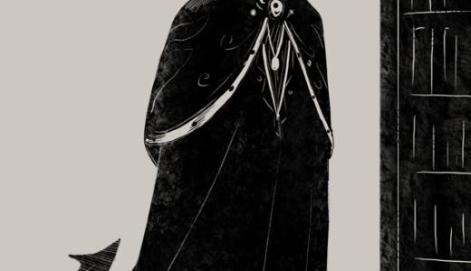 白黒的な絵
